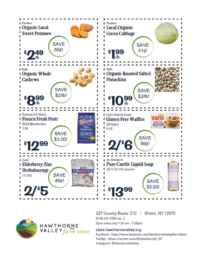 Farm Store Oct 2020 Sales Flyer pg 2