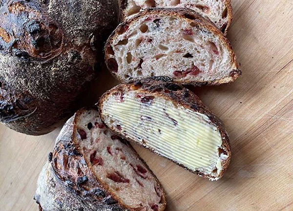 Hawthorne Valley Cranberry Bread