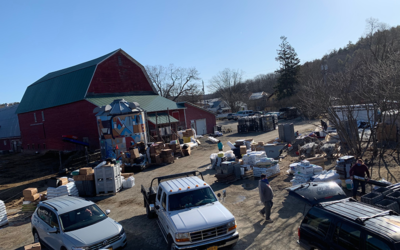Hawthorne Valley Farm serves as distribution site for Hudson Valley Farm Bulk Order