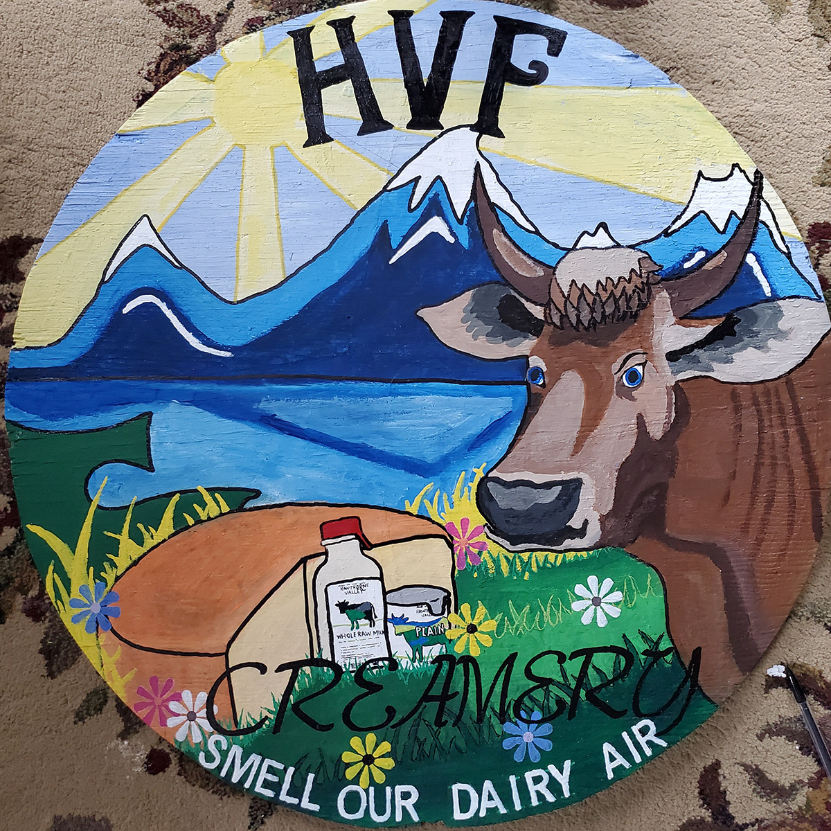 HVF creamery thomas murphy
