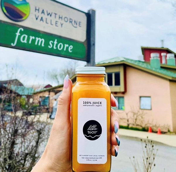 Little Rico Cold Pressed juices