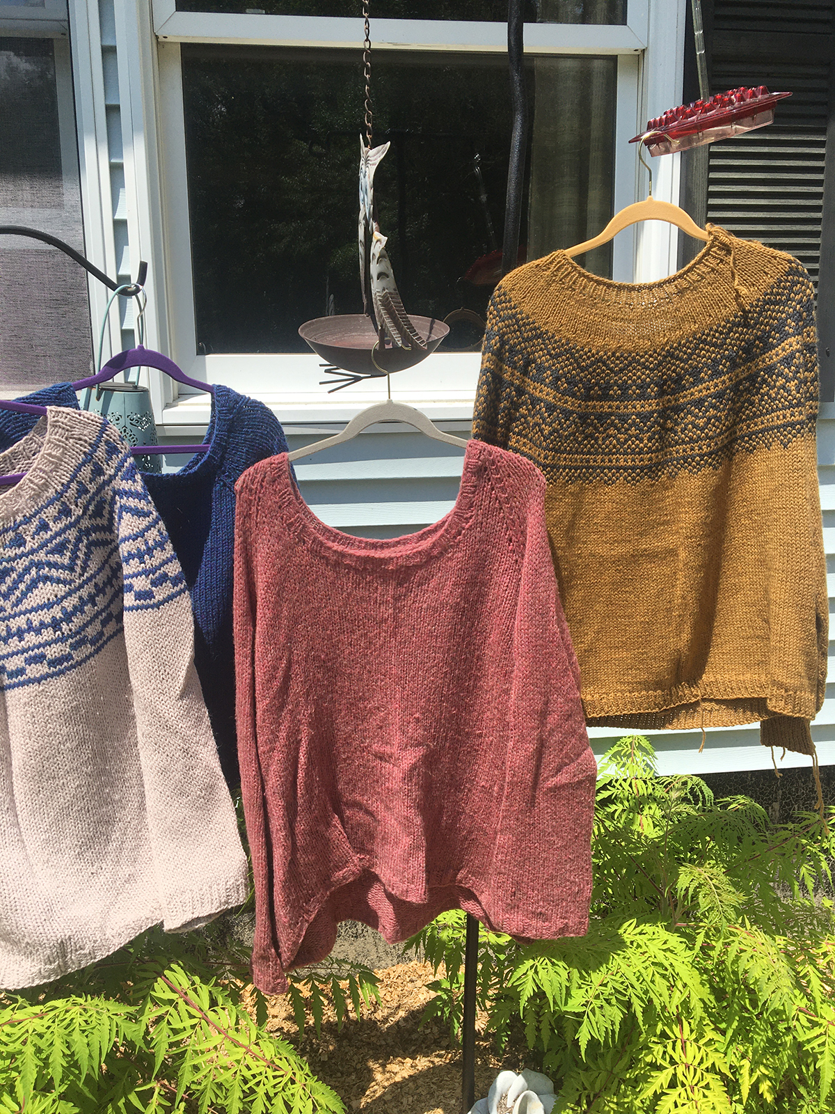 irene davis sweaters